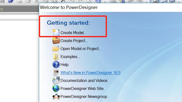 利用PowerDesigner连接Mysql数据库并逆向所有表关系图【两种方式】