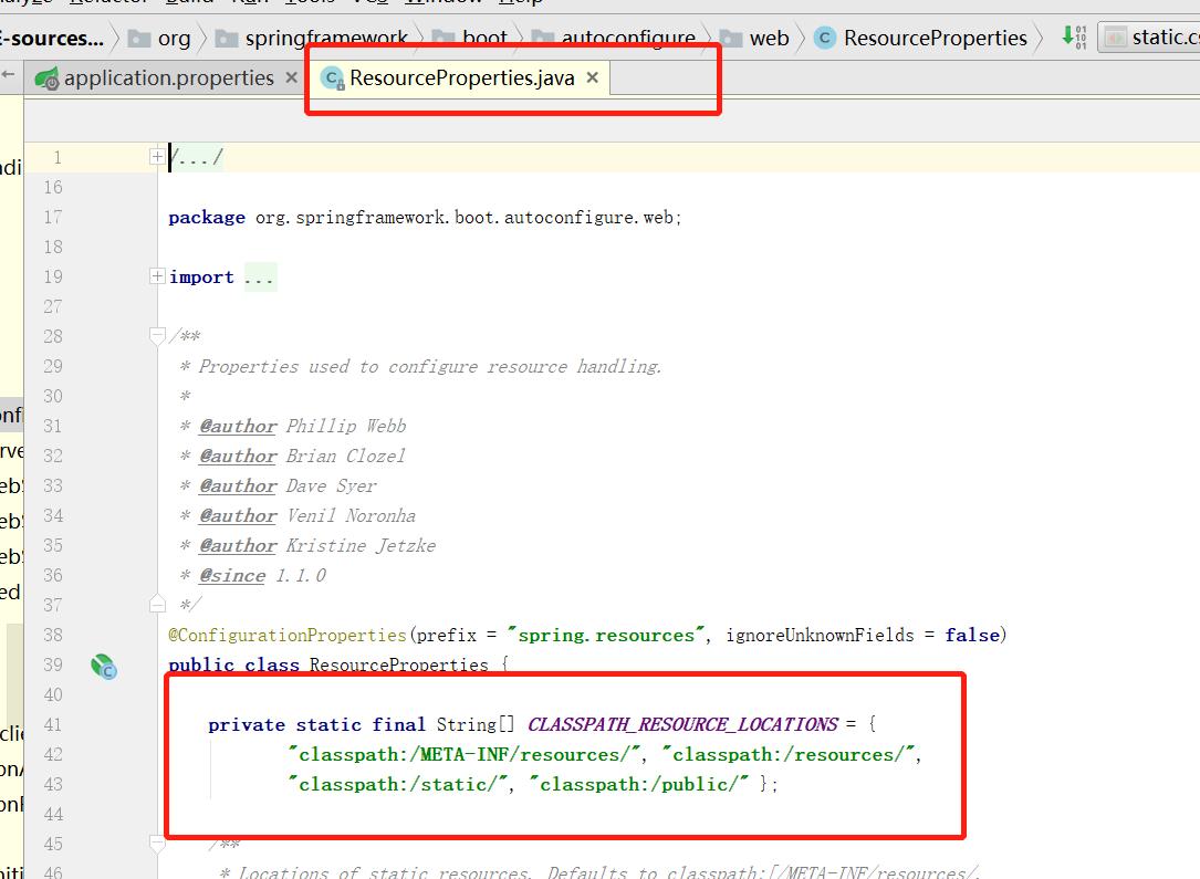 Spring Boot +Freemarker开发时候js css等静态资源引入