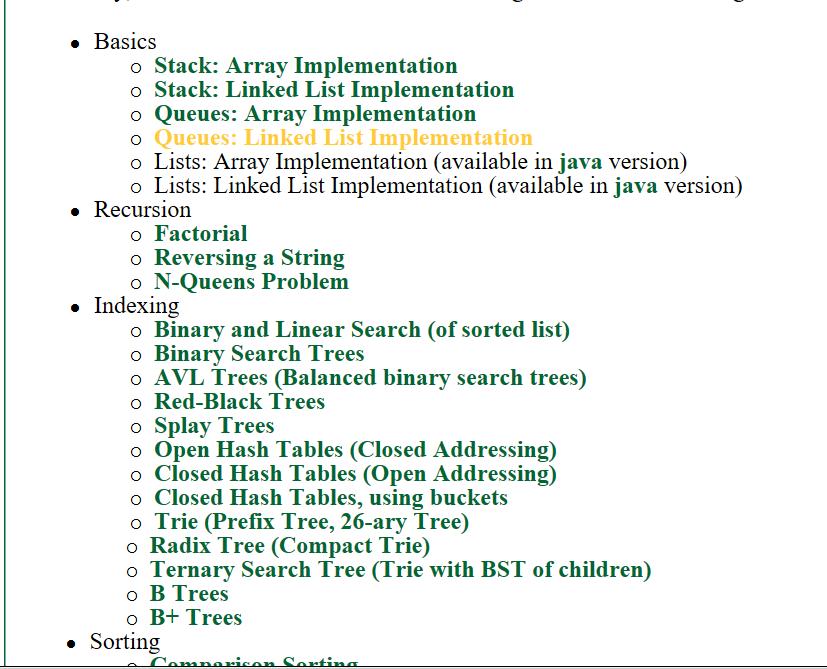 【数据结构】理解数据结构的网站-旧金山大学的