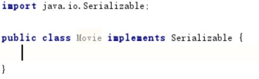 IntelliJ IDEA生成 Serializable 序列化 UID 的快捷键