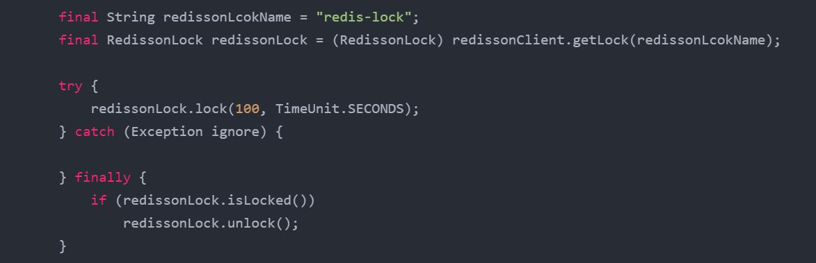 Redisson 工作原理-源码分析